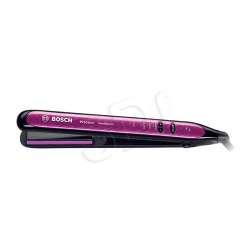 Prostownica do włosów BOSCH PHS9460 (31W/ różowo-czarna)