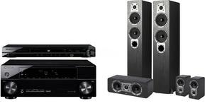 PIONEER VSX520+DV420+JAMO S426