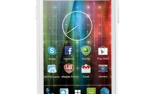 PRESTIGIO MultiPhone 3400 DUO Biały nawigacja NAVITEL w prezencie!