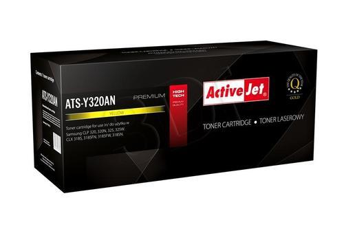 ActiveJet ATS-Y320AN toner Yellow do drukarki Samsung (zamiennik Samsung CLT-Y4072S) Premium