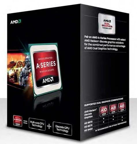 AMD APU A10-7800