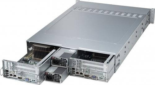 Supermicro SuperServer 6027TR-D71FRF SYS-6027TR-D71FRF