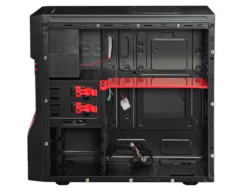 Qoltec Obudowa PC BlueFire 7650B DLA GRACZY