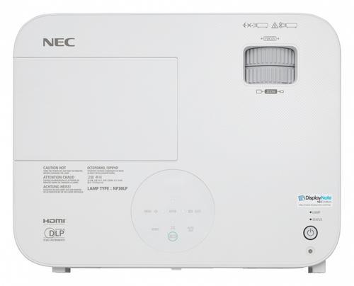 NEC DLP M362W WXGA z modułem WLAN NP02LM2