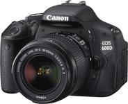 CANON EOS 600D EF18-55ISII 55-250IS