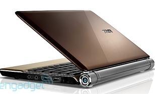 MSI Wind U160 - netbook o wysokiej ergonomii