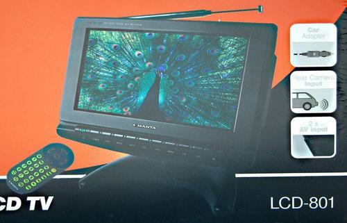 MANTA LCD801