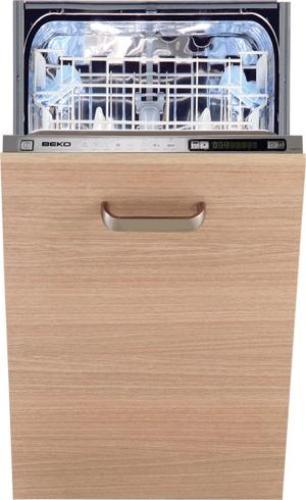BEKO DIS 5830 (45 cm, panel zintegrowany)