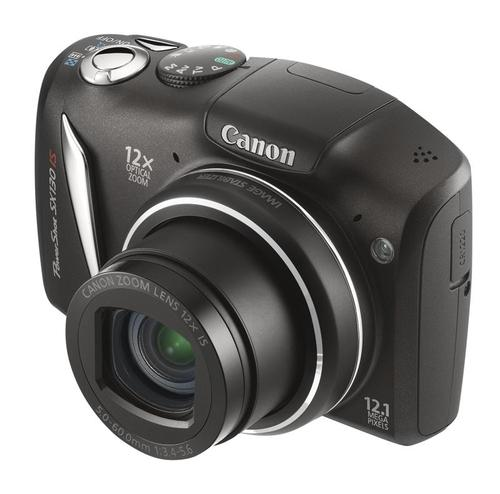 CANON PowerShot SX130 IS (CZARNY)