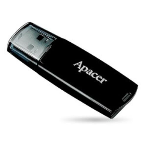 Apacer Flash Drive AH322 16GB USB 2.0 Black