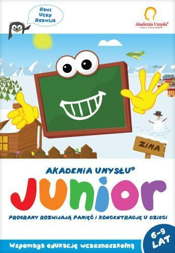 Techland Akademia Umysłu Junior - Zima PC