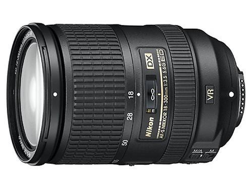 Nikon 18-300mm f/3.5-5.6G ED VR ZOOM