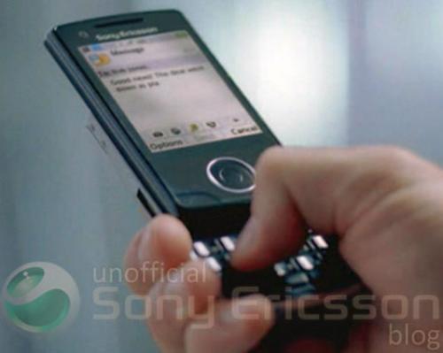 Sony Ericsson Paris P5