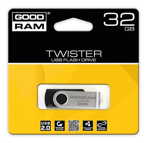 GoodRam Twister 32GB USB 2.0 Czarny