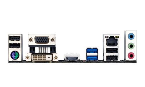 Gigabyte GA-B85M-DS3H-A S1150 B85 4DDR3 USB3 uATX