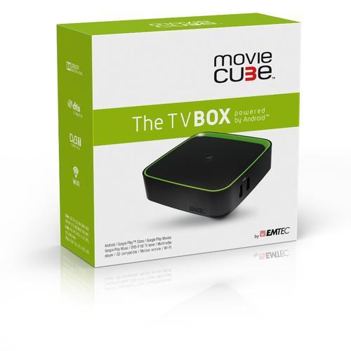 EMTEC Smart TV Box Android 3D F400 DVB-T KeyboardPilot