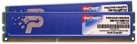 Patriot 8GB PSD38G1333KH
