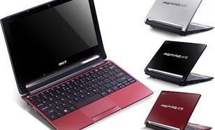 Acer Aspire One 533 - wydajny i stylowy netbook