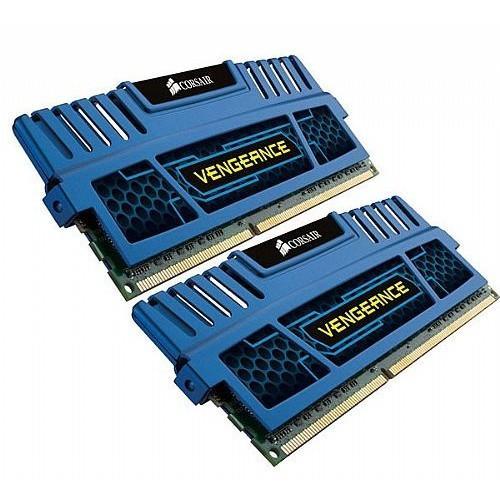 Corsair DDR3 VENGEANCE 8GB/1866 (2*4GB) CL9-10-9-24 BLUE