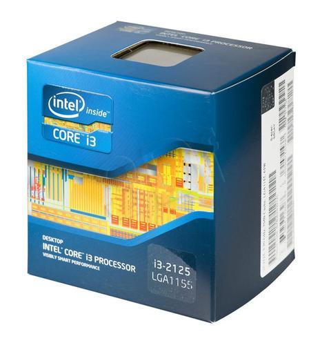 CORE I3 2125 3.3GHz LGA1155 BOX