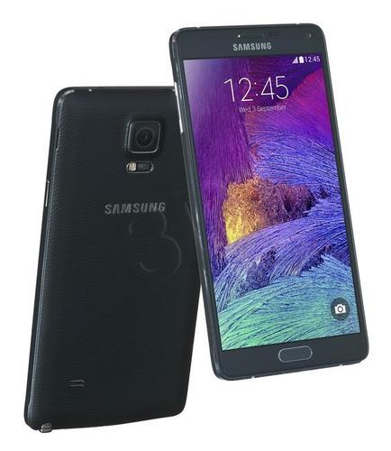 SAMSUNG GALAXY NOTE 4 LTE N910 BLACK