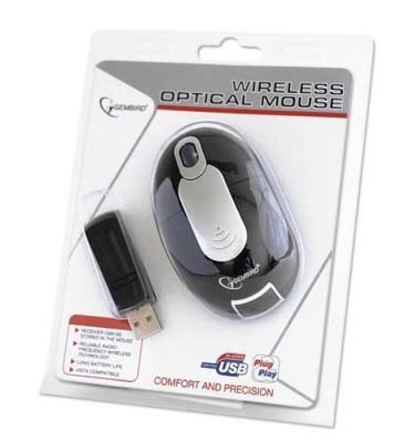GEMBIRD Mysz bezprzewodowa RADIO-OPTO USB (MUSWM2)