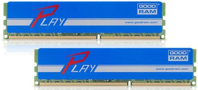 GOODRAM PLAY Blue 16GB 2x8GB 2400MHz DDR4 CL15