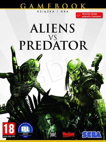 Aliens vs Predator (książka + gra PC)
