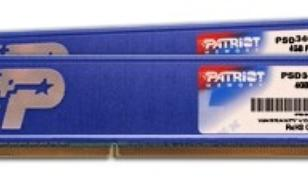 Patriot DDR3 4GB (2x2GB) KH 1333MHz CL9