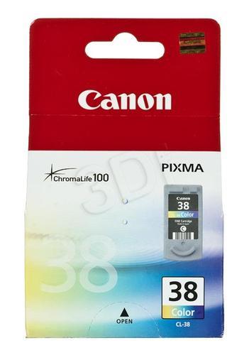 CANON Tusz Kolor CL-38=CL38=2146B001, 205 str.