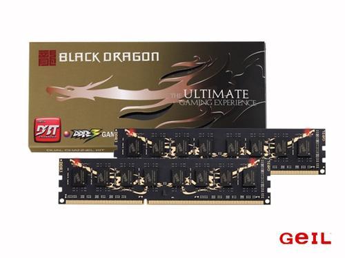 Geil DDR3 Black Dragon 8GB/ 1600 (2*4GB) CL9-9-9
