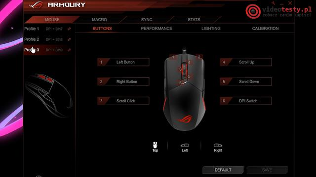 ASUS ROG Pugio Program Armoury