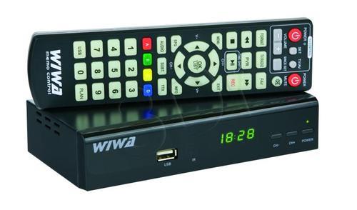 WIWA HD 90 MC MPEG4 & HD MEDIA PLAYER