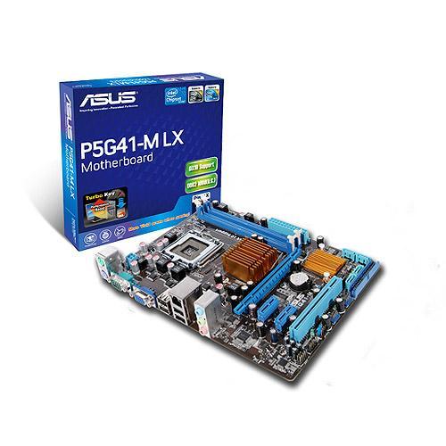 Asus P5G41-M LX