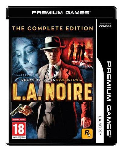 NPG L.A. Noire Complete Edition