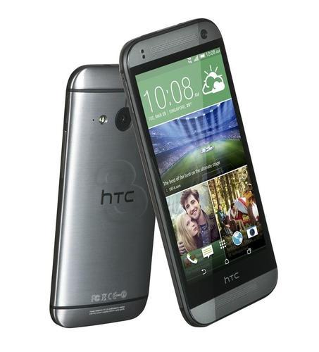 HTC ONE M8 MINI GUN METAL GREY