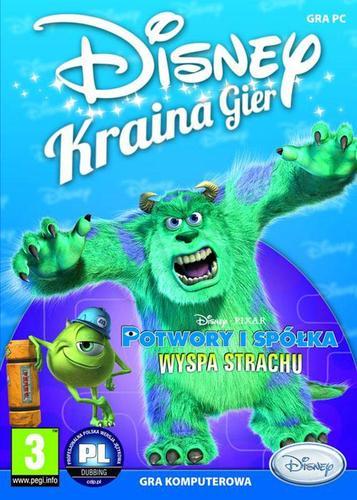 DKG Potwory i Spółka: Wyspa Strachów