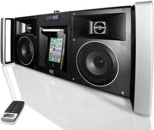 ALTEC LANSING Altec iMT810 głośniki Boombox do iPod iPhone