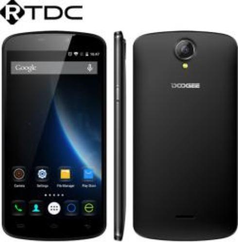 Smartfon DooGee X6 PRO Dual SIM Czarny (DGX6PROBLACK)