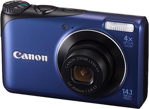 CANON PowerShot A2200 (SREBRNY)