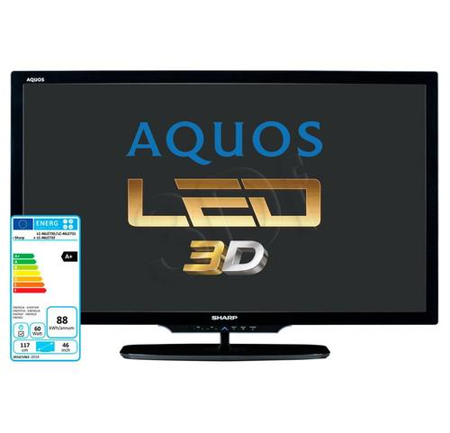 Sharp LC46LE730E (AQUOS LED 3D)