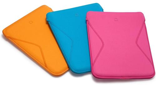 Dicota Tab Case 10 EVA e-book and tablet - pianka EVA (PINK)
