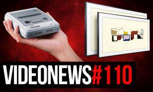 Konsola Nintendo, Niewybuchające Baterie, Zostań Super Mario - VideoNews #110