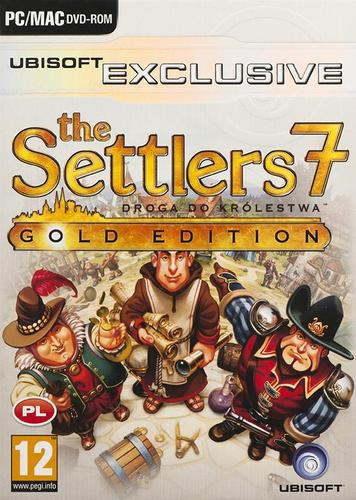UEXN The Settlers 7 Gold Edition