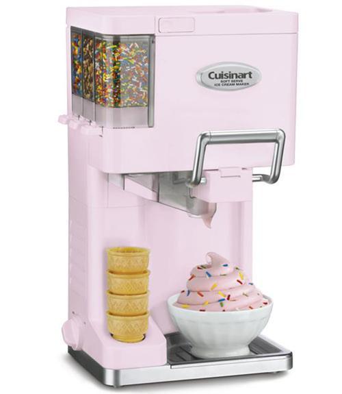 świetna maszynka do lodów