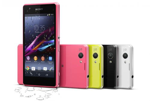 Sony Xperia Z1 COMPACT PINK