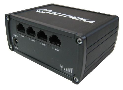 WEL.COM Teltonika RUT950 router z wbudowanym modemem HSPA+/LTE, 2 gniazda SIM (Failover)