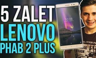 5 Zalet Lenovo Phab 2 Plus