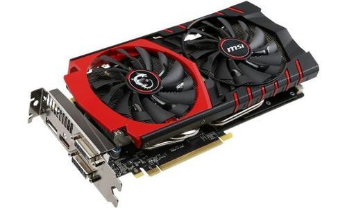 MSI GeForce CUDA GTX970