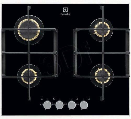 ELECTROLUX EGT 6345YOK (gazowa/ czarna)